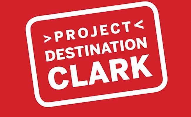 project destinatinon clark logo