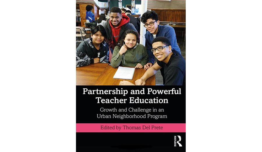Partnership and Powerful Teacher Education book