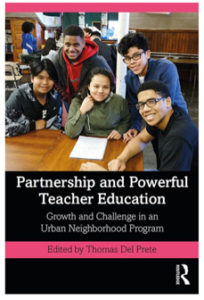 partnership and powerful teacher education book cover