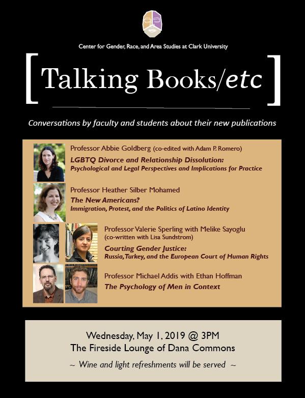 Talking Books Flyer