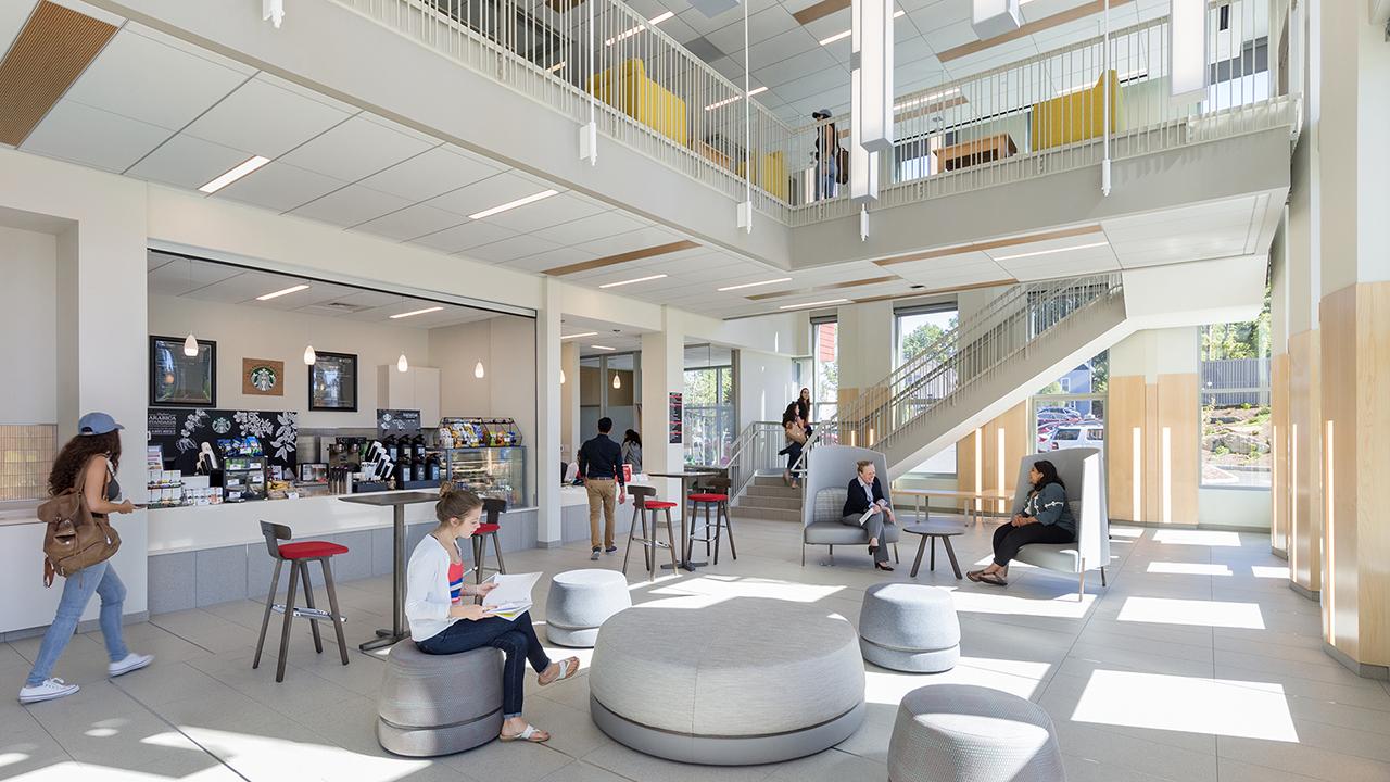 ASEC Building - lobby