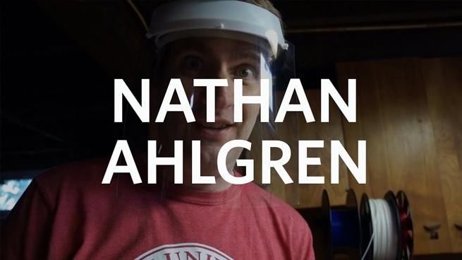 Professor Nathan Ahlgren