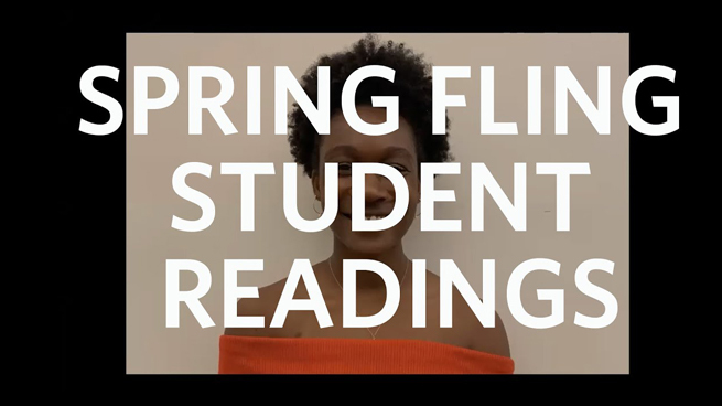 Students in English Share Readings