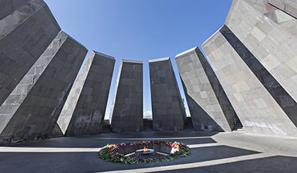 armenian genocide memorial building