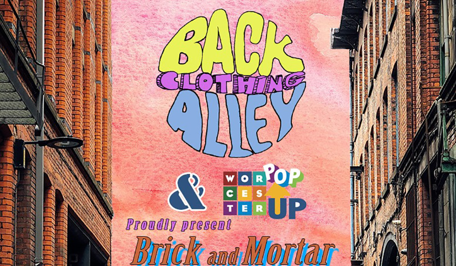 Logo of Back Alley Clothing