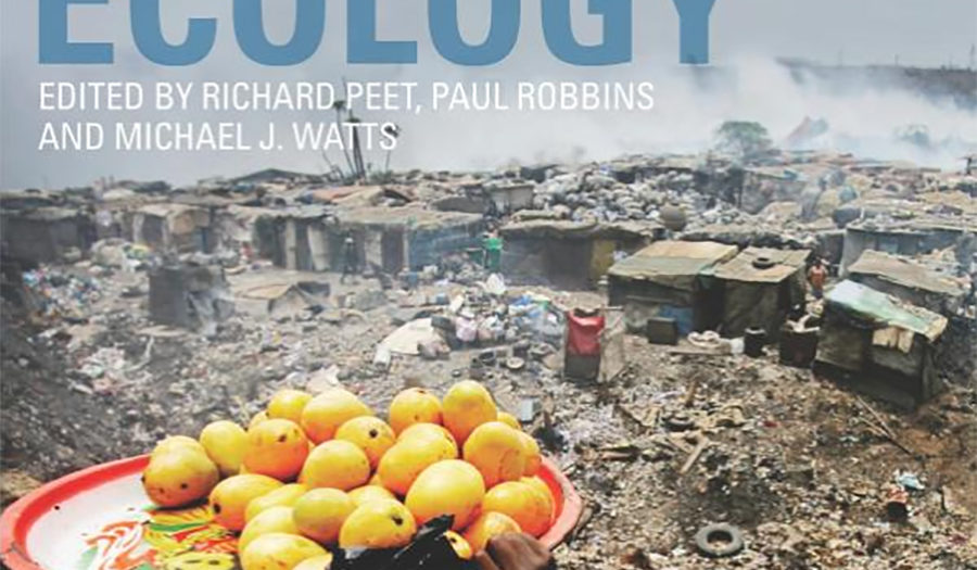 global political ecology book cover