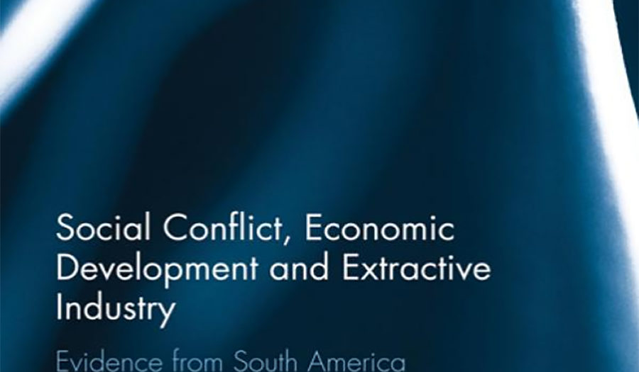 social conflict book cover