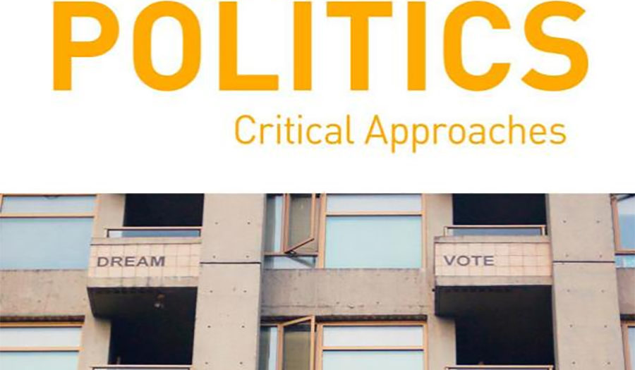 Urban politics book cover