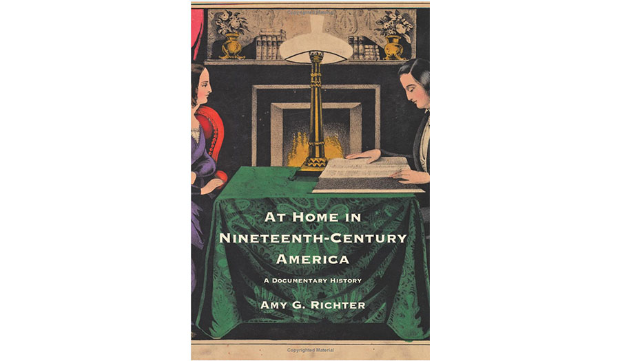 At Home in Nineteenth Century America book cover