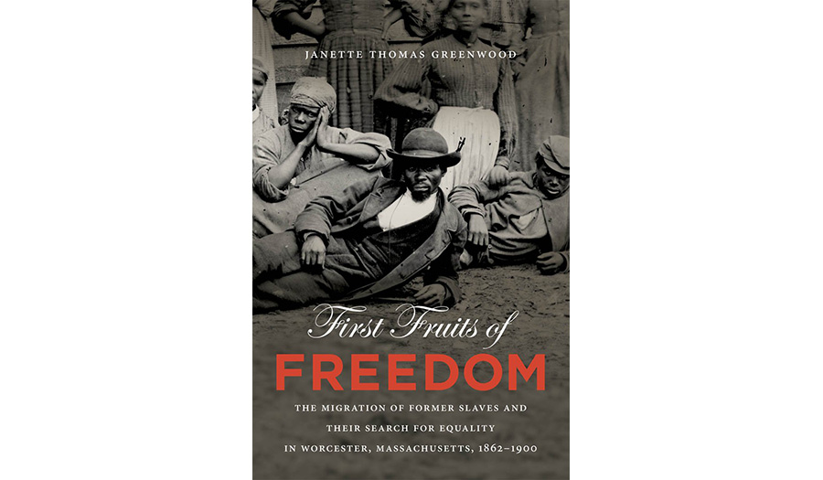 First Fruits of Freedom book jacket