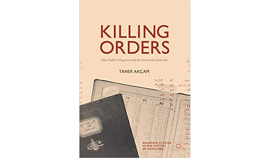 Book cover of Killing Orders