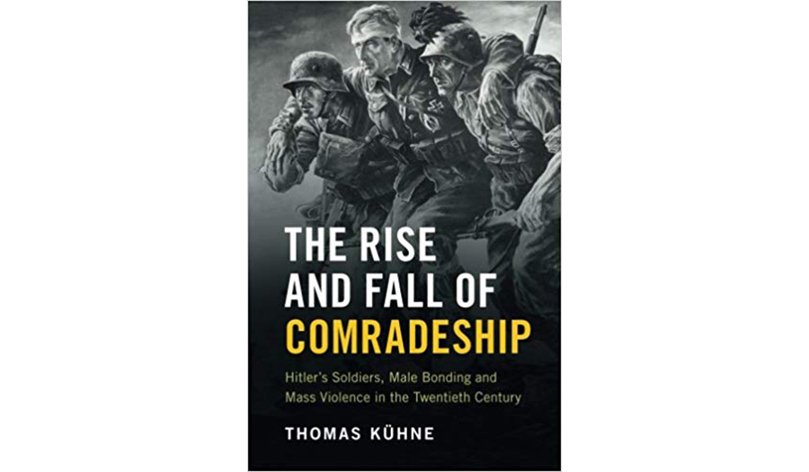 Rise and Fall of Comradeship book cover