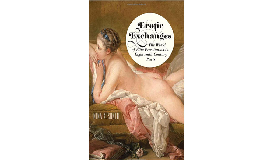 Erotic Exchanges book cover