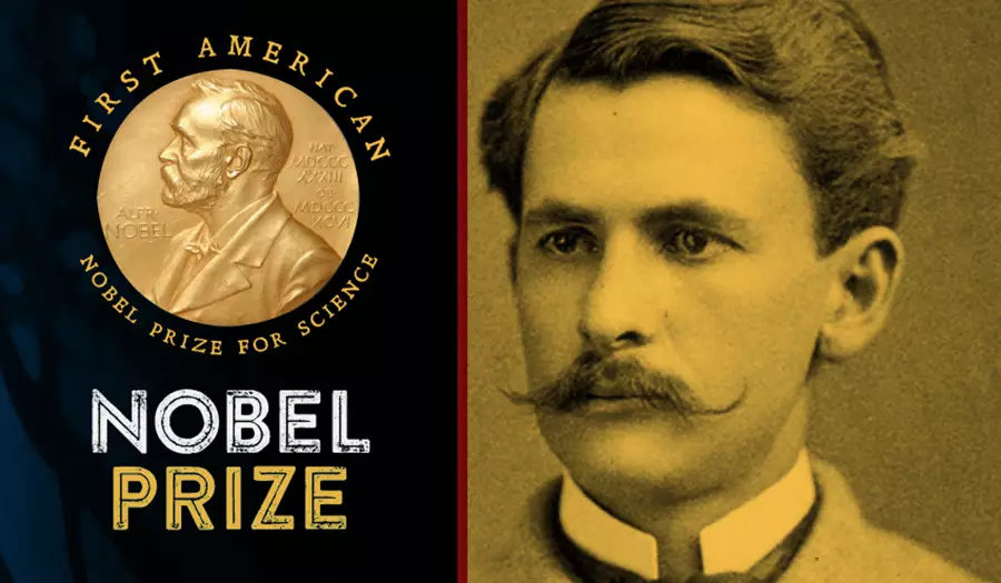 Albert Michelson first American Nobel prize for science