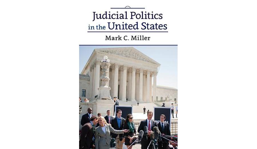 Judicial Politics in the US book c