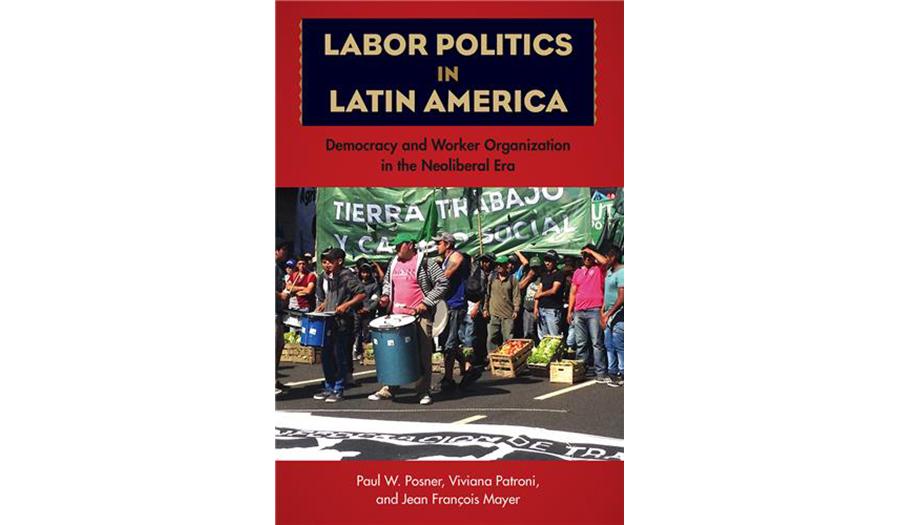 Labor Politics in Latin America book cover