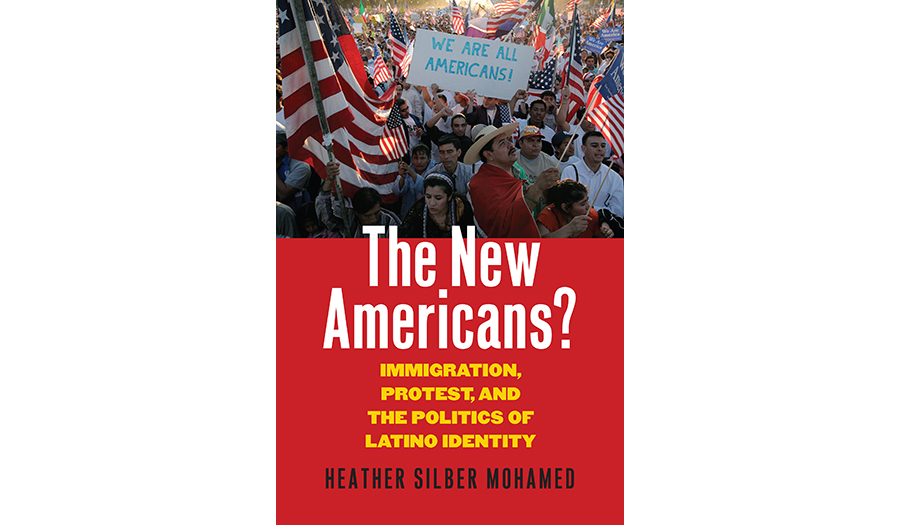 The New Americans book cover