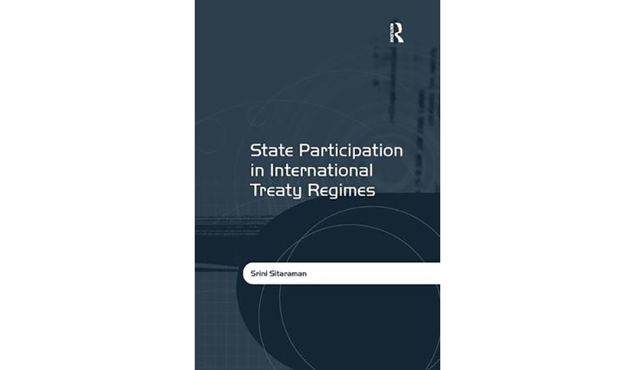 State Participation in International Treaty Regimes book cover