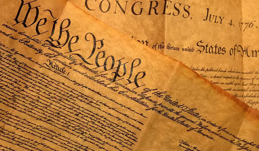 we the people constitution paper