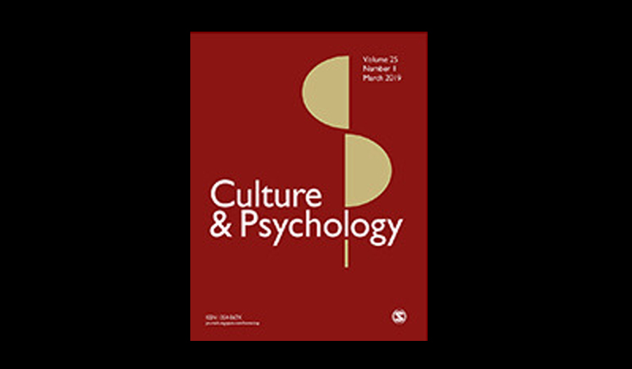 Culture and Psychology book cover