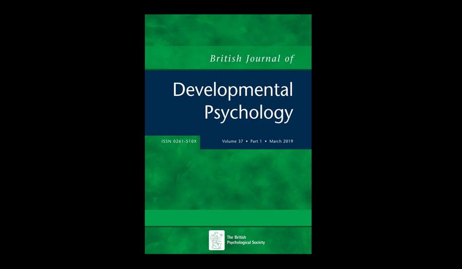 Developmental Psychology book cove