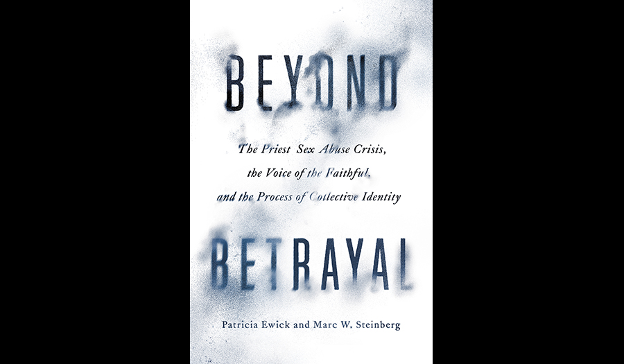 Beyond Betrayal book cover
