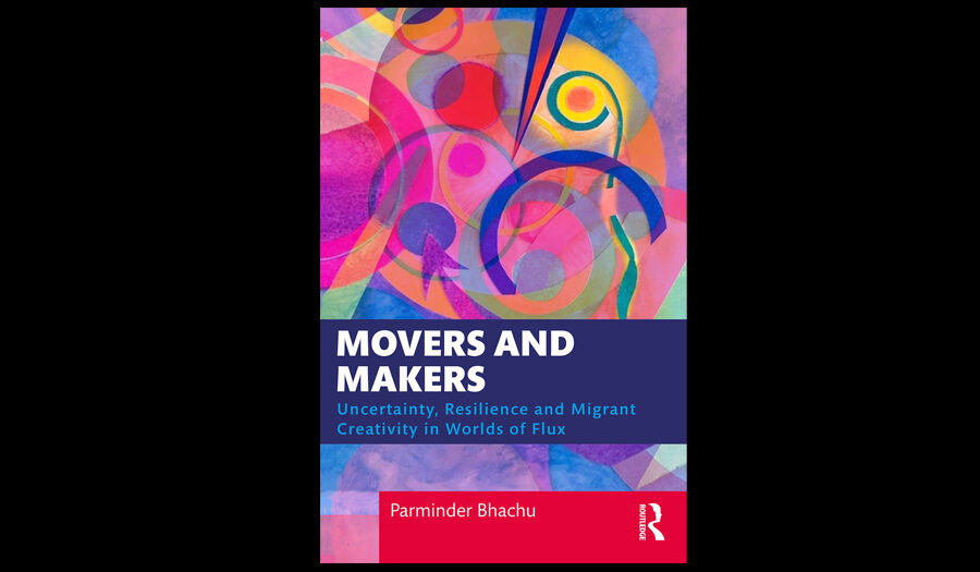 movers and makers book cover