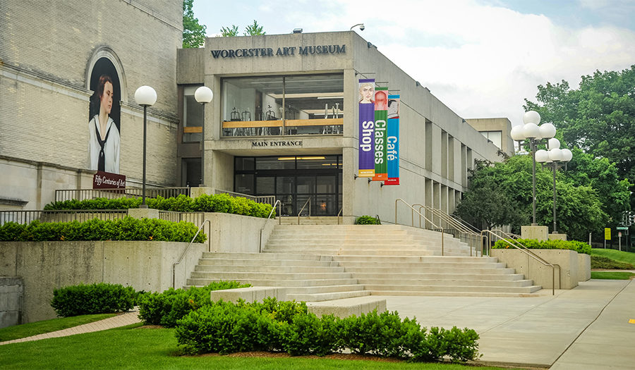 Worcester Art Museum building