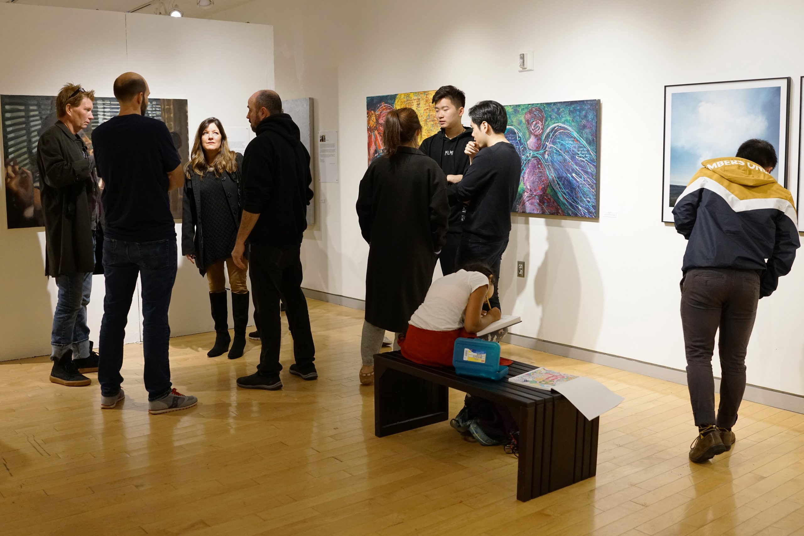 Schiltkamp Gallery One of a Kind Opening 10-10-19