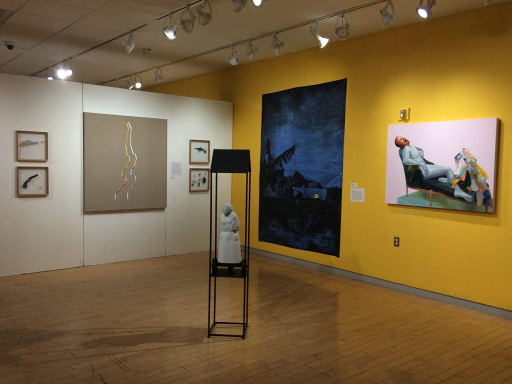 Latin American gallery show