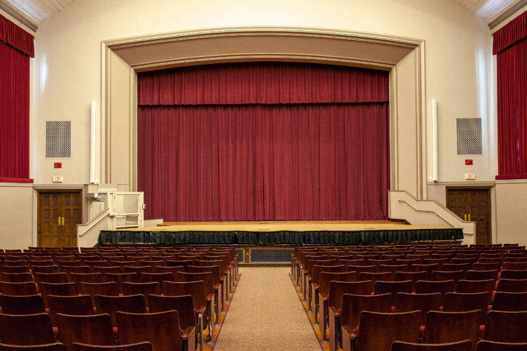 Daniels Theatre in Atwood Hall