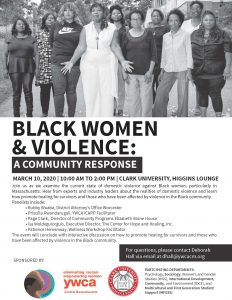 Black Women and Violence Even