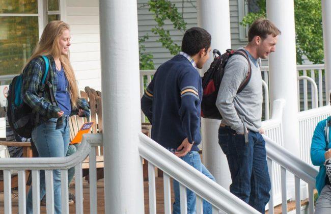 Graduate Housing tour