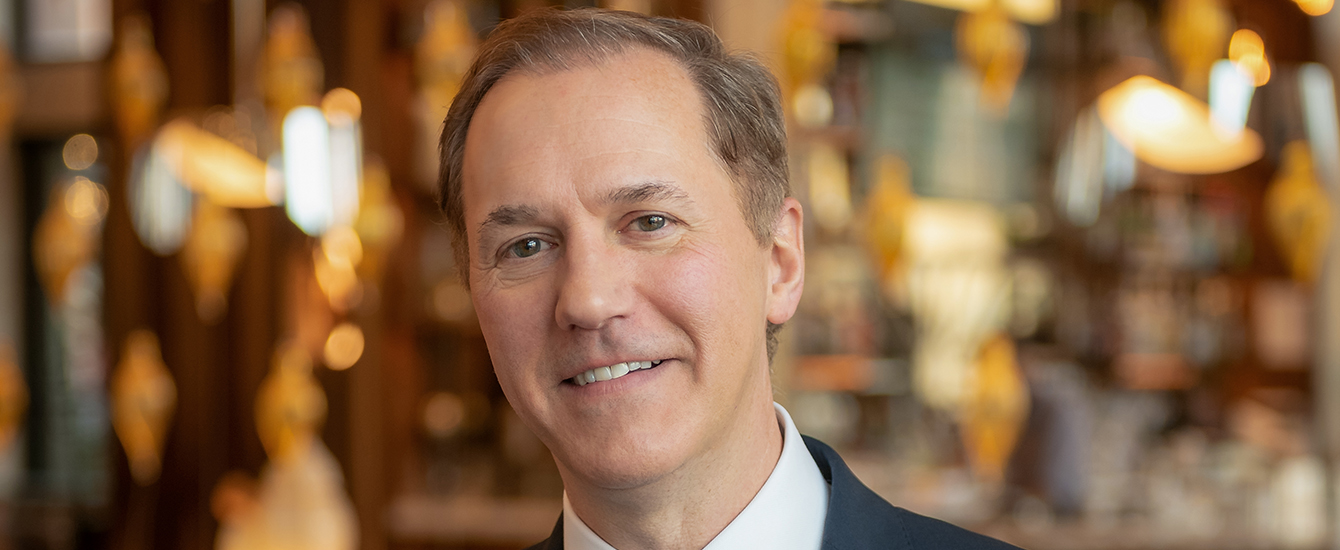 Clark University President David Fithian