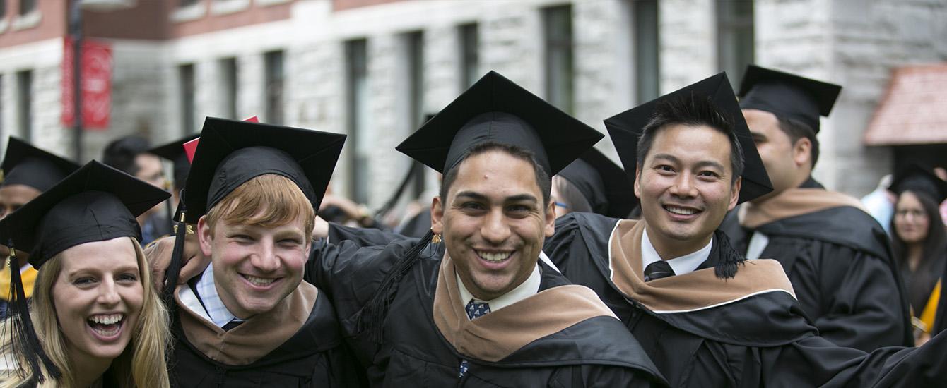 Graduate School graduates