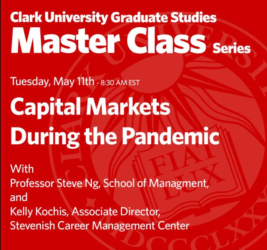 Master class info
