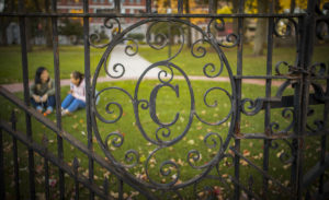 Clark gates