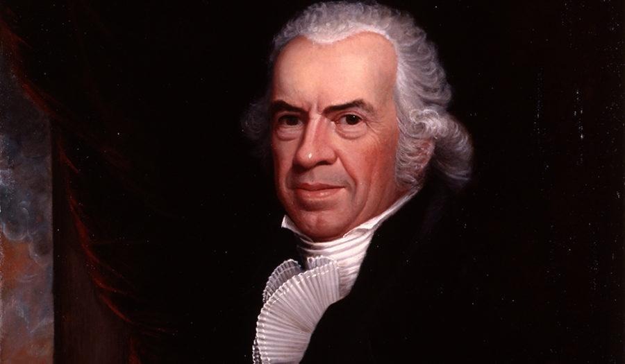 historical figure in portrait - Isaiah Thomas