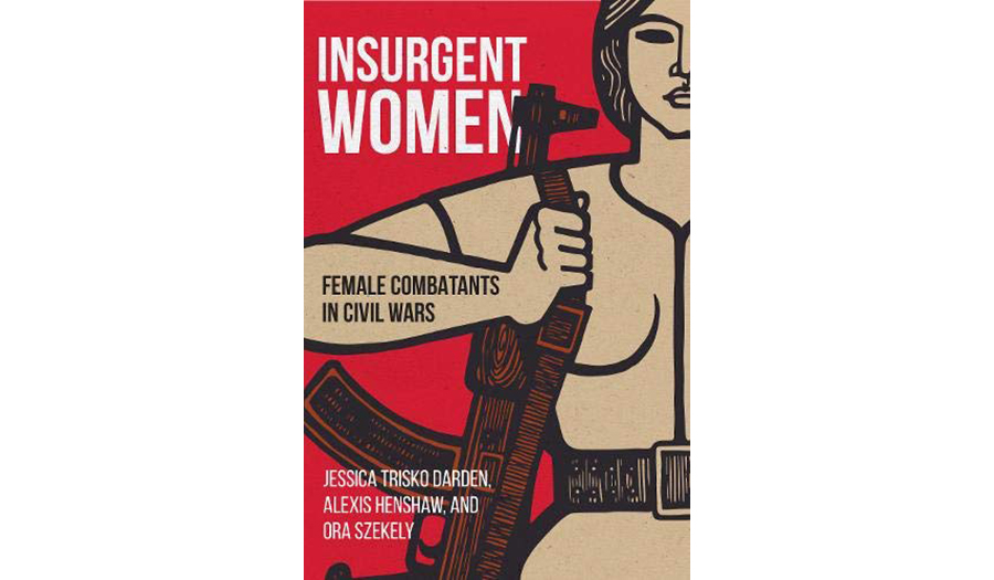 Insurgent Women book cover