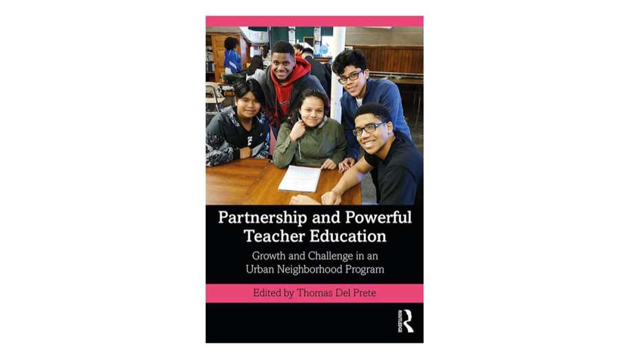 Partnership and Powerful Teacher Education: Growth and Challenge in an Urban Neighborhood Program book cover